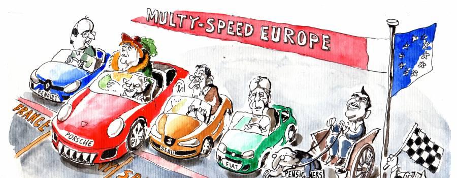 Lipsa de încredere în UE și explicațiile halucinante