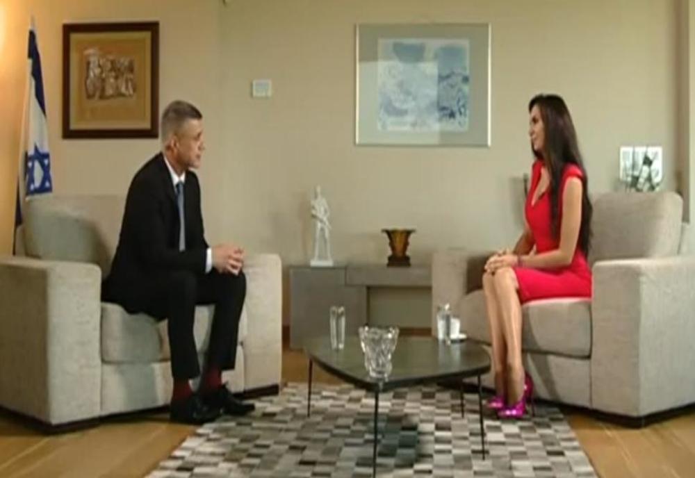 Ambasadorul Israelului, David Saranga, interviu exclusiv. Ce putem învăța de la o țară care trece prin vremuri și mai tulburi? – VIDEO