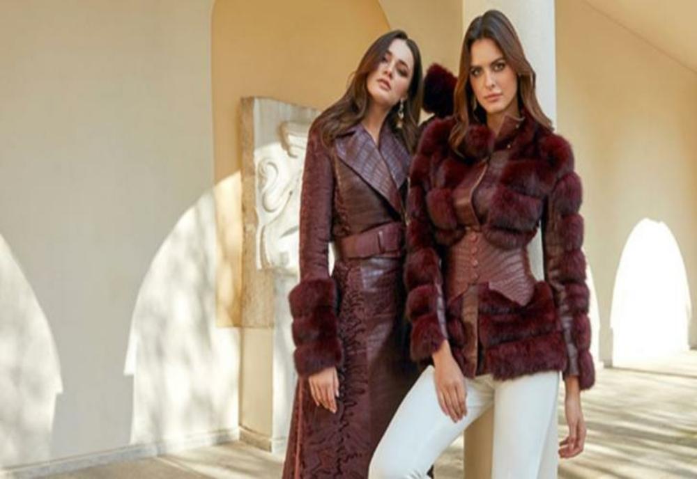 SHAKY, firma de confecții și blănuri de lux, a pătruns pe piața din România