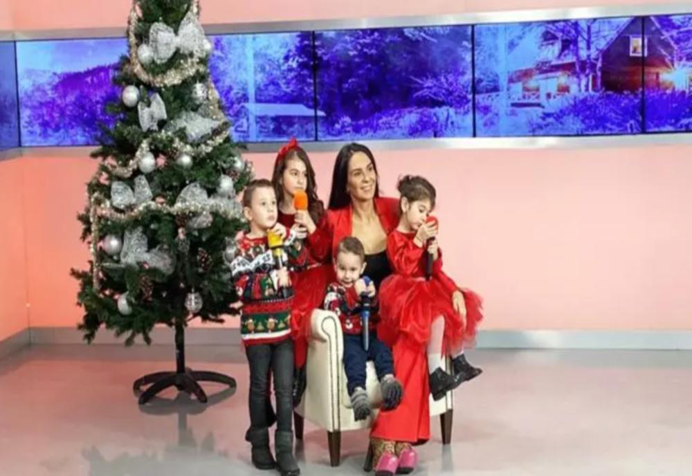 """Alexandra Păcuraru, însărcinată din nou: """"Este cel mai frumos cadou de Sărbători! Familia este cea mai de preț comoară"""""""