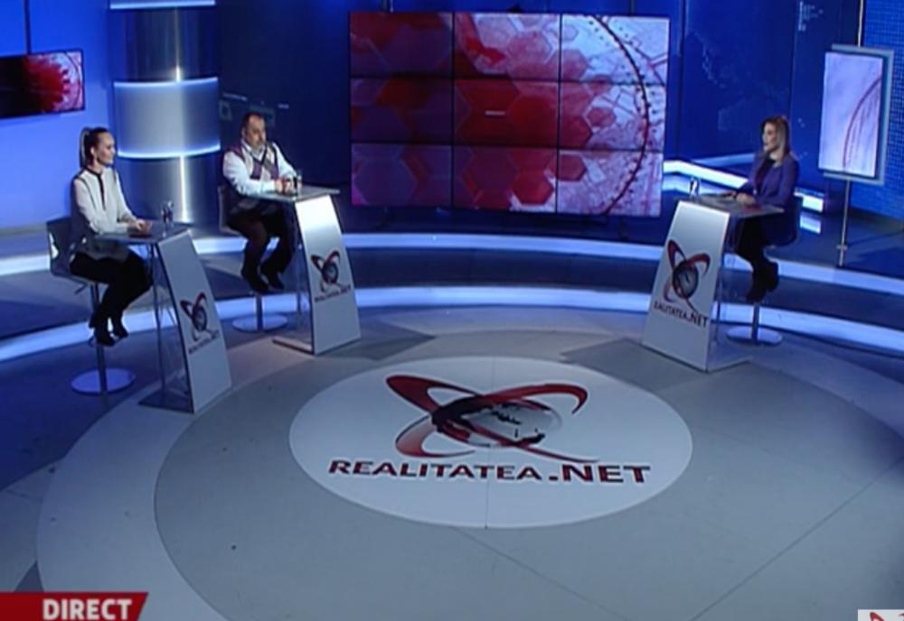 România în realitate, invitați: Costina Cheyrouze, actriță TNB și Ovidiu Telegescu, psiholog