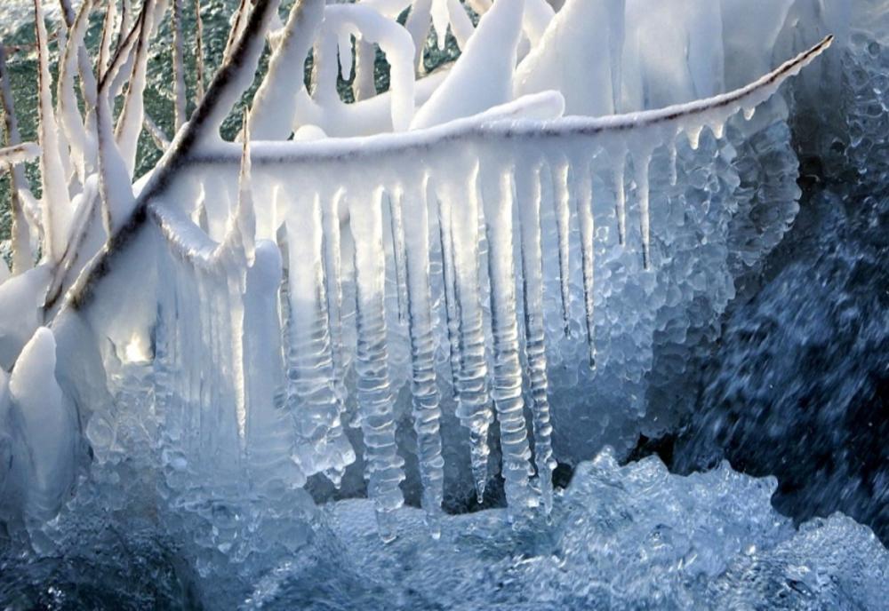 Minus 20 de grade Celsius în România. Avertizările de ger prelungite