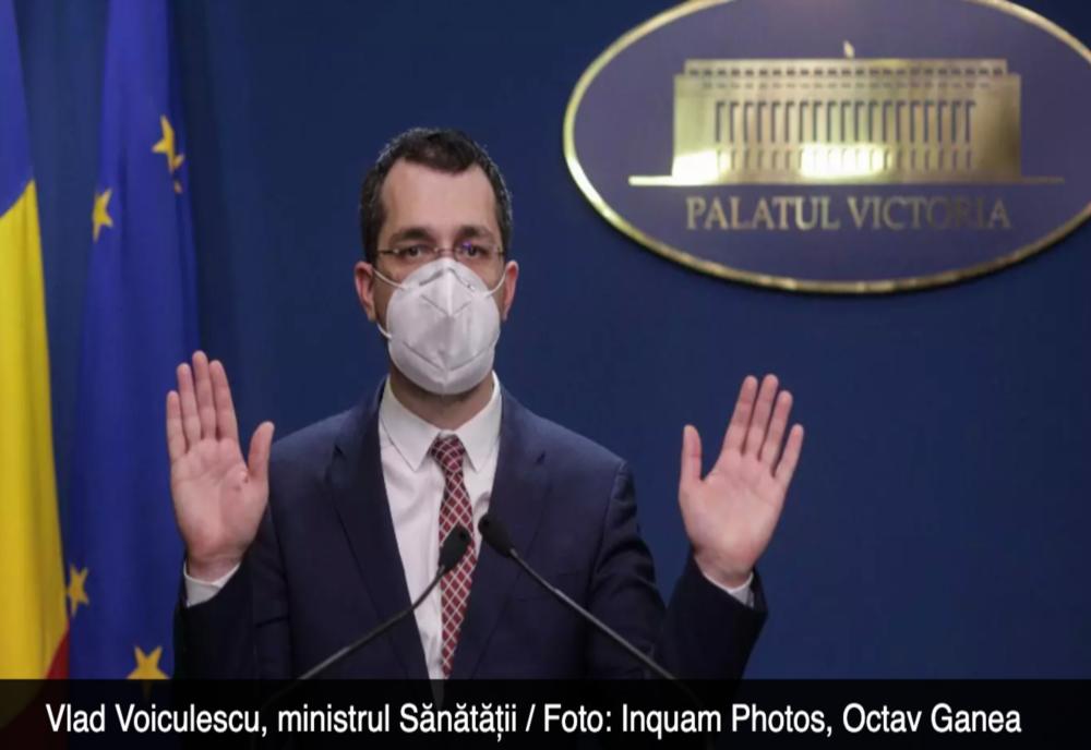 """Vlad Voiculescu infirmă existența unui incendiu la spitalul """"Marius Nasta"""" – """"Cineva s-a speriat, nimic mai mult"""""""