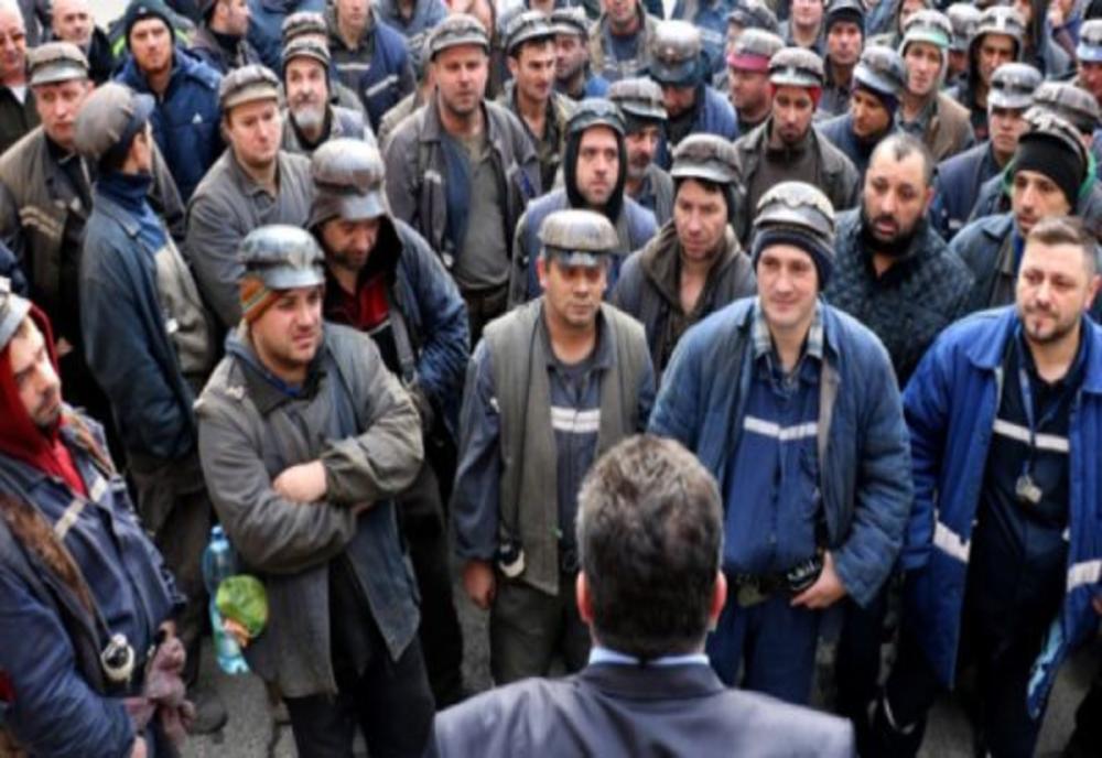 """Cîțu despre mineri: """"Nu voi permite niciodată să se întâmple în mandatul meu ce s-a întâmplat în mandatul lui Iliescu și al altor socialiști"""""""