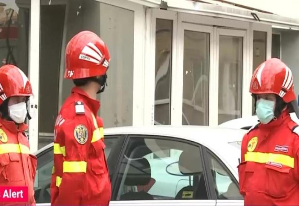 Panică la Timișoara: un bloc a fost evacuat după ce s-a făcut deratizarea