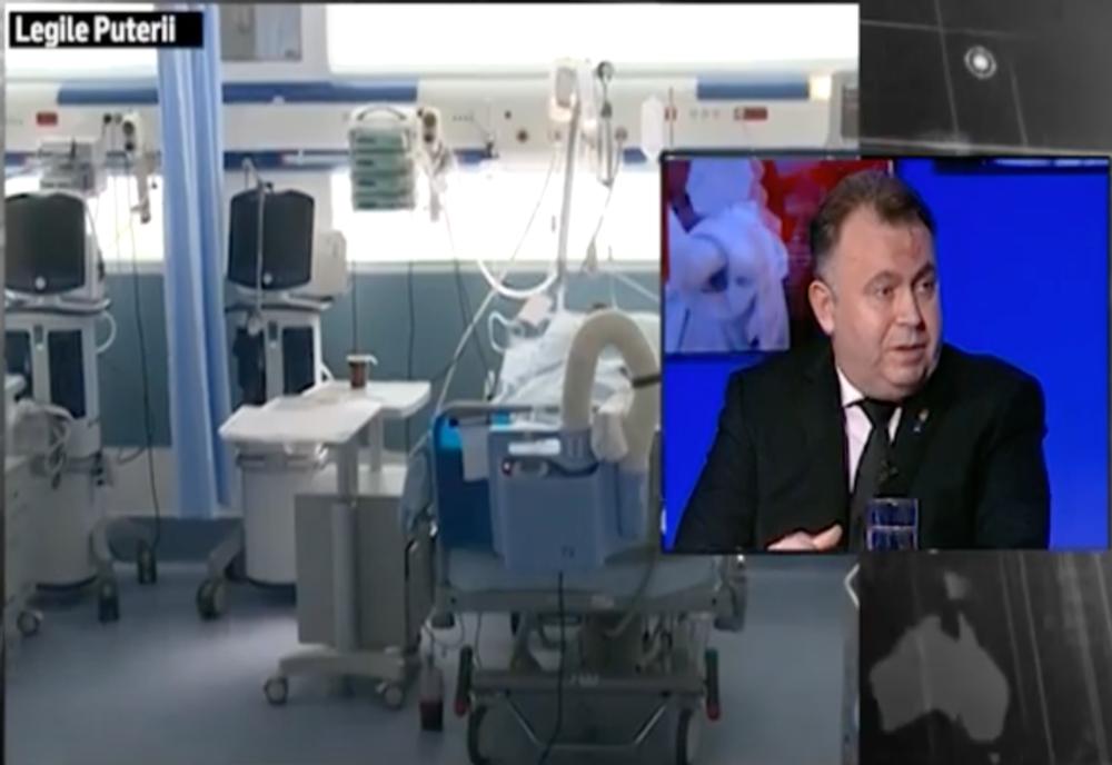 Nelu Tătaru: Sistemul medical devine un sac fără fund