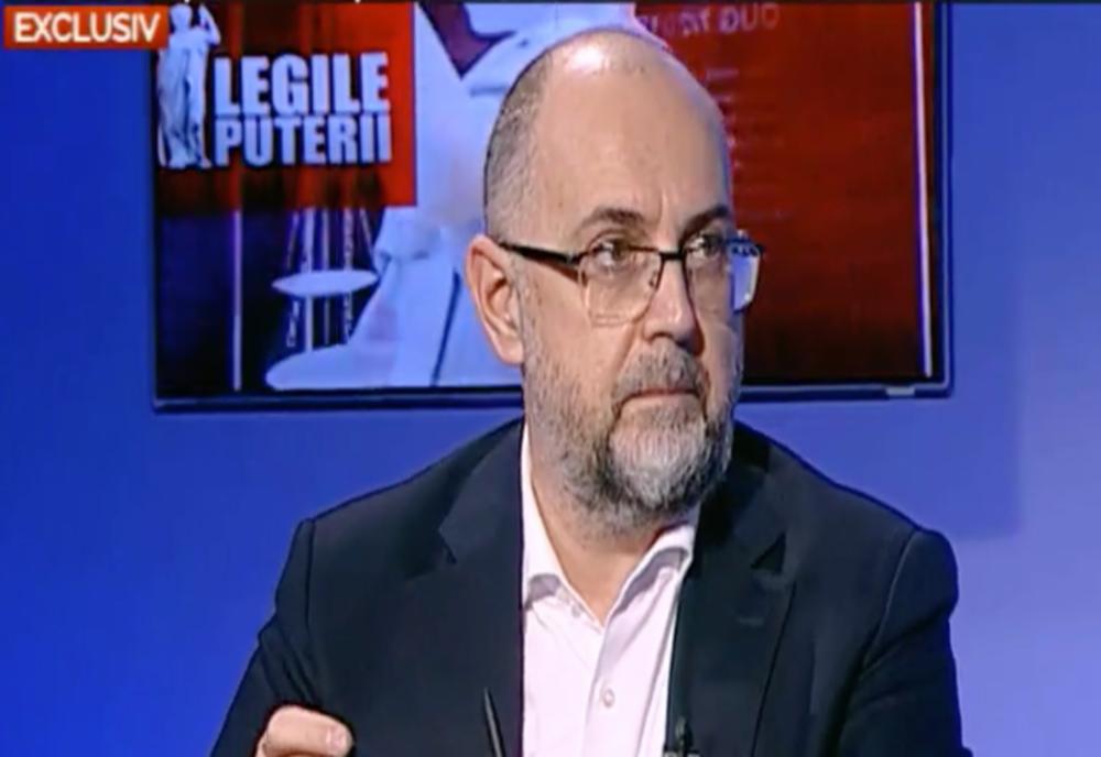 """Kelemen Hunor la """"Legile Puterii"""": """"Ca să acoperim nevoile din sistemul sanitar acesta ar trebui să beneficieze de întreg bugetul pe 6 ani"""""""