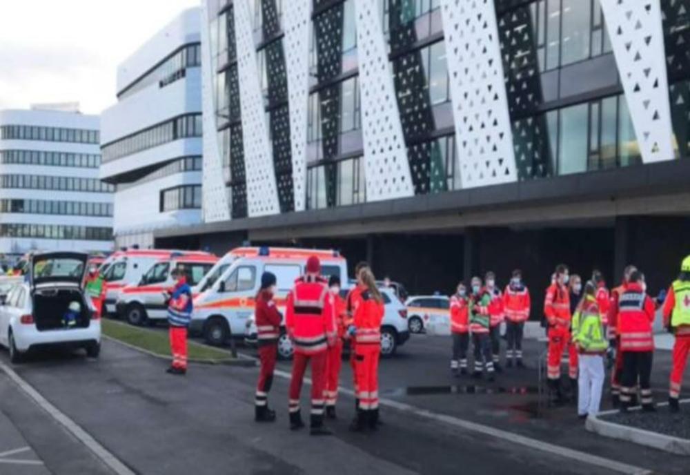 Explozie în Germania la sediul unui cunoscut supermarket – 3 victime