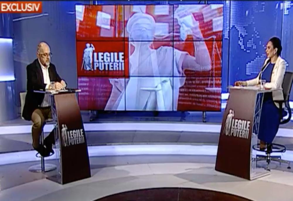 """Kelemen Hunor la """"Legile Puterii"""": """"În 2022 vor fi indexate pensiile, dar vor fi eliminate sporurile"""""""
