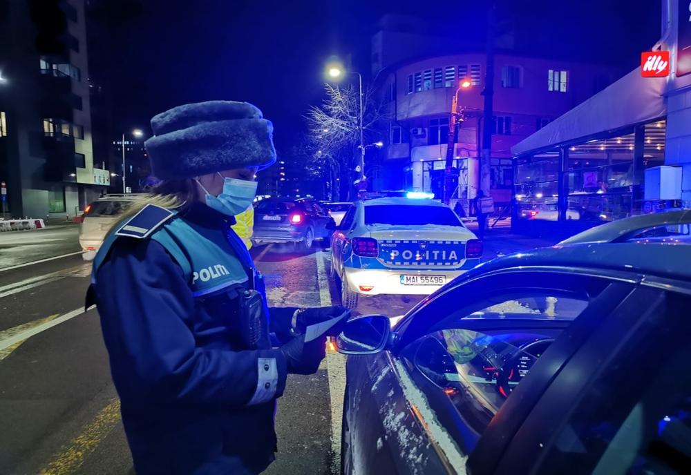 COVID-19. De Ziua Îndrăgostiților, polițiștii din Covasna au dat amenzi de 12.000 de lei