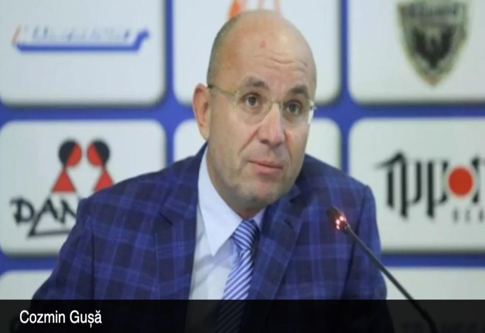 Cozmin Gușă rămâne președintele Federației Române de Judo
