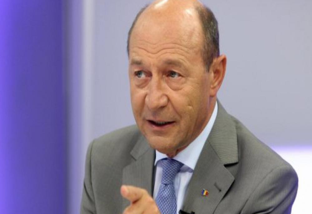 """Traian Băsescu despre bugetul Ministerului Sănătății: """"E o nesimțire fără limite"""""""
