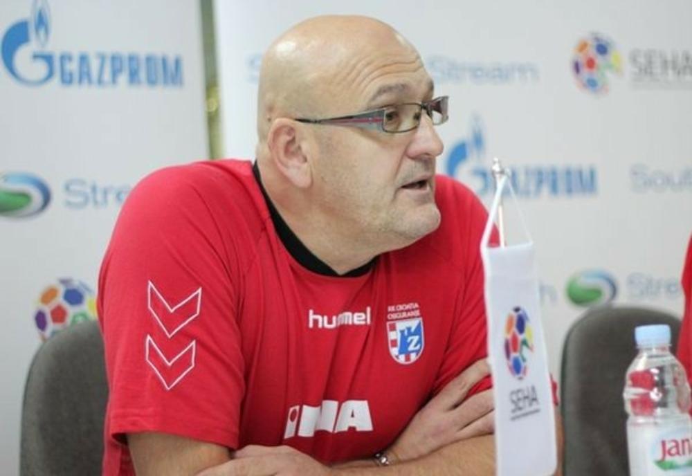 Antrenorul echipei croate Podravka Koprivnica, Zlatko Saracevic, a murit chiar după meciul câștigat