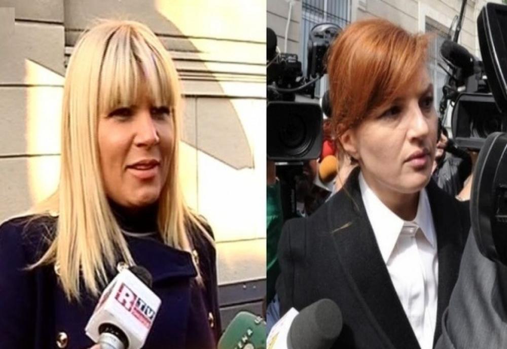 Elena Udrea și Ioana Băsescu află astăzi sentința în dosarul campaniei prezidențiale din 2009