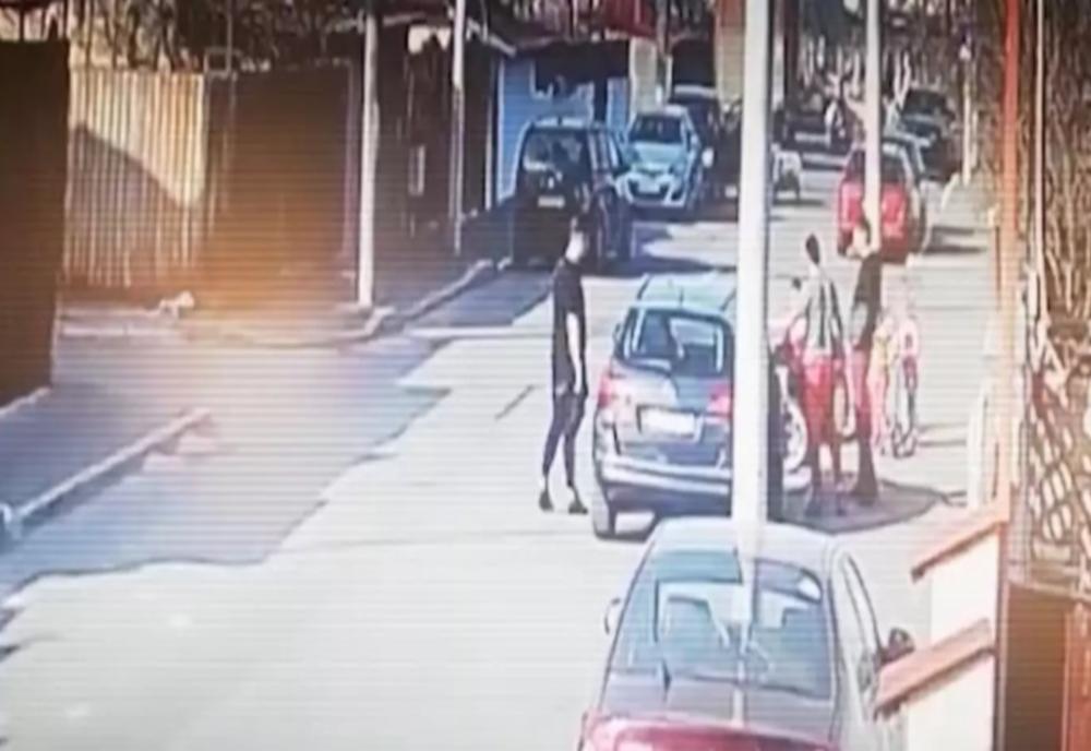 Fetițe ucise de o mașină scăpată de sub control. Imagini noi de la locul tragediei