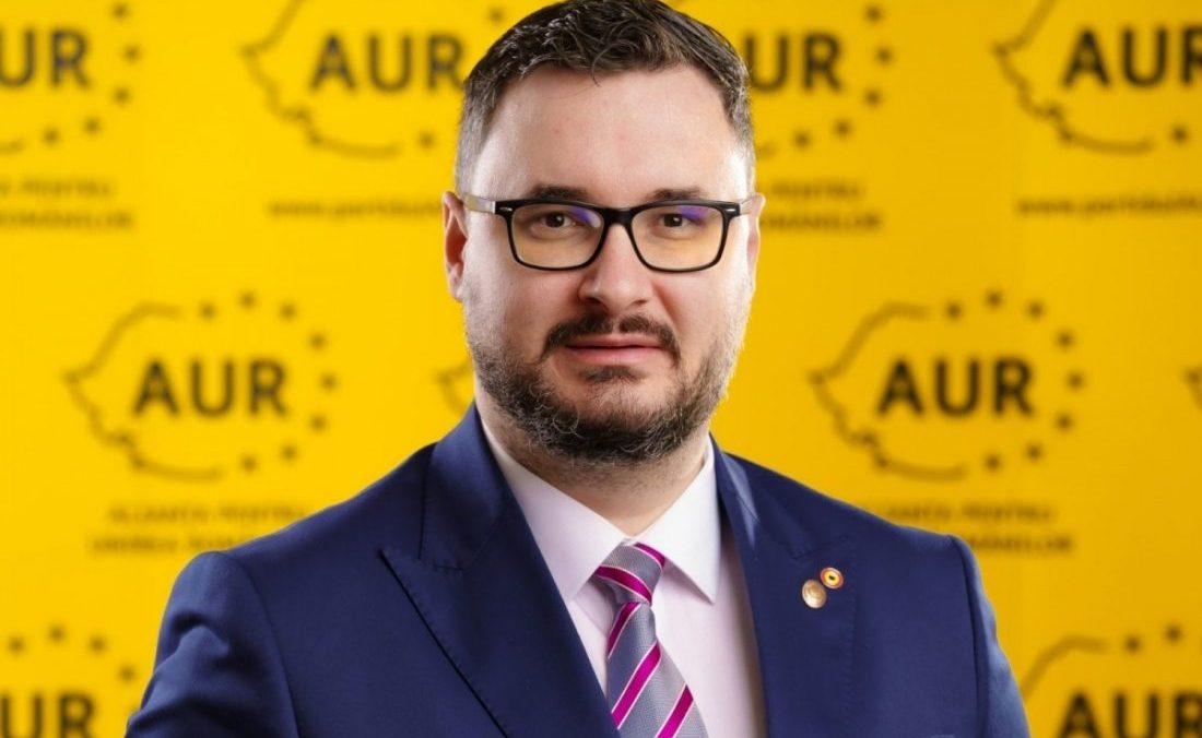 """SONDAJ. De ce a strigat Dan Tănasă, deputat AUR, la unii colegi din Parlament: """"Îţi ordon să dispari din faţa mea! Marş de-aici!"""""""