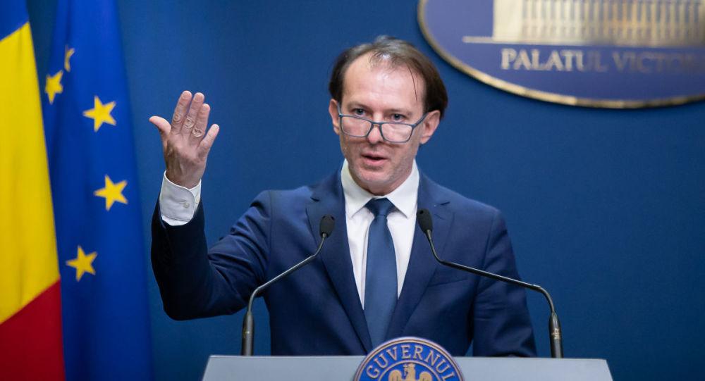 """Premierul Cîțu anunță că România vaccinată prinde viteză cu """"un pacient pe minut"""""""