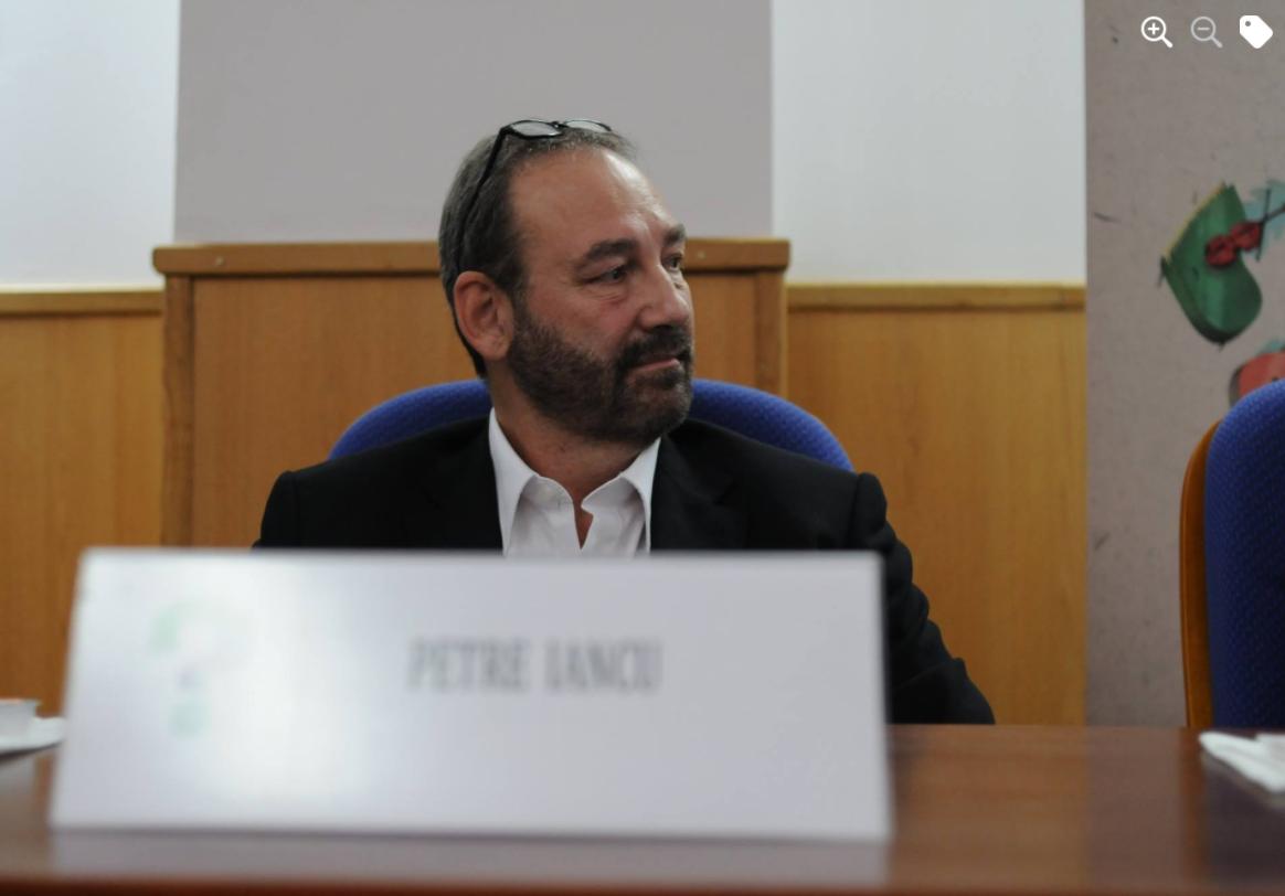 """Petre M. Iancu: """"Salut decizia premierului Cîțu de a-l demite pe Bjoza. E un negaționist, face mistificări antisemite ale istoriei"""""""