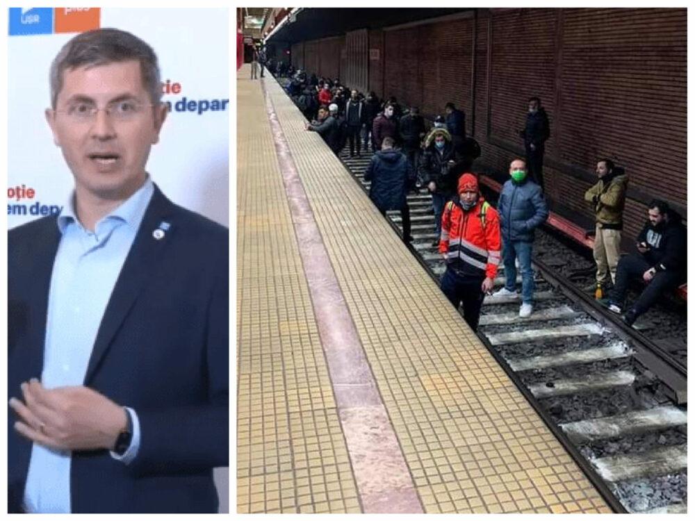 """Dan Barna despre atacul de la Metrou: """"Statul român nu va ceda șantajului grupărilor mafiote"""""""