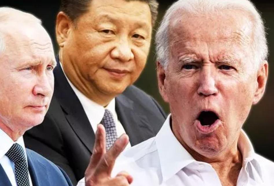 Duşmanii Americii şi ai democraţiei sunt pronunţaţi pe nume, în premieră: Rusia şi China