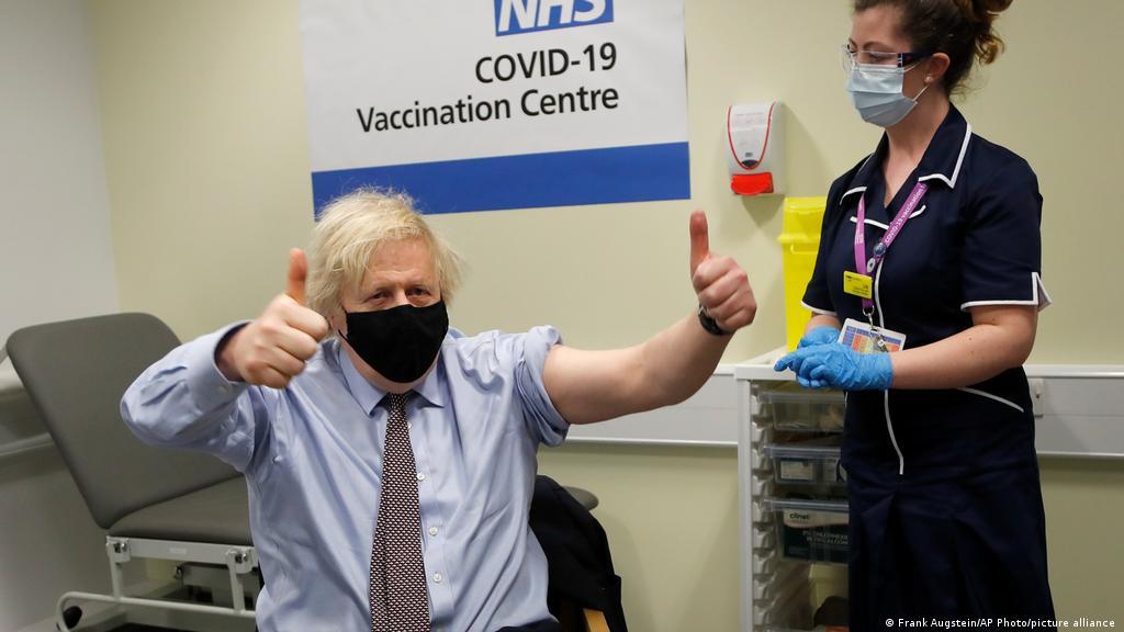 Miracolul britanic în pandemie: 27 de vaccinați pe secundă!