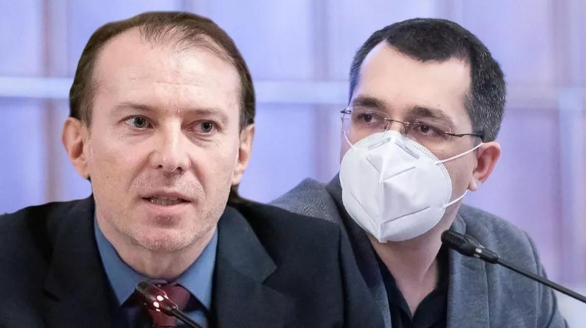 """Florin Cîțu: """"Îi cer public lui Dan Barna să spună ce a făcut legat de acuzațiile lui Vlad Voiculescu"""""""