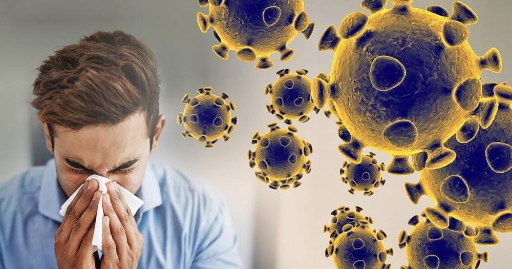 EXCLUSIV. Lista completă a celor 65 de simptome COVID