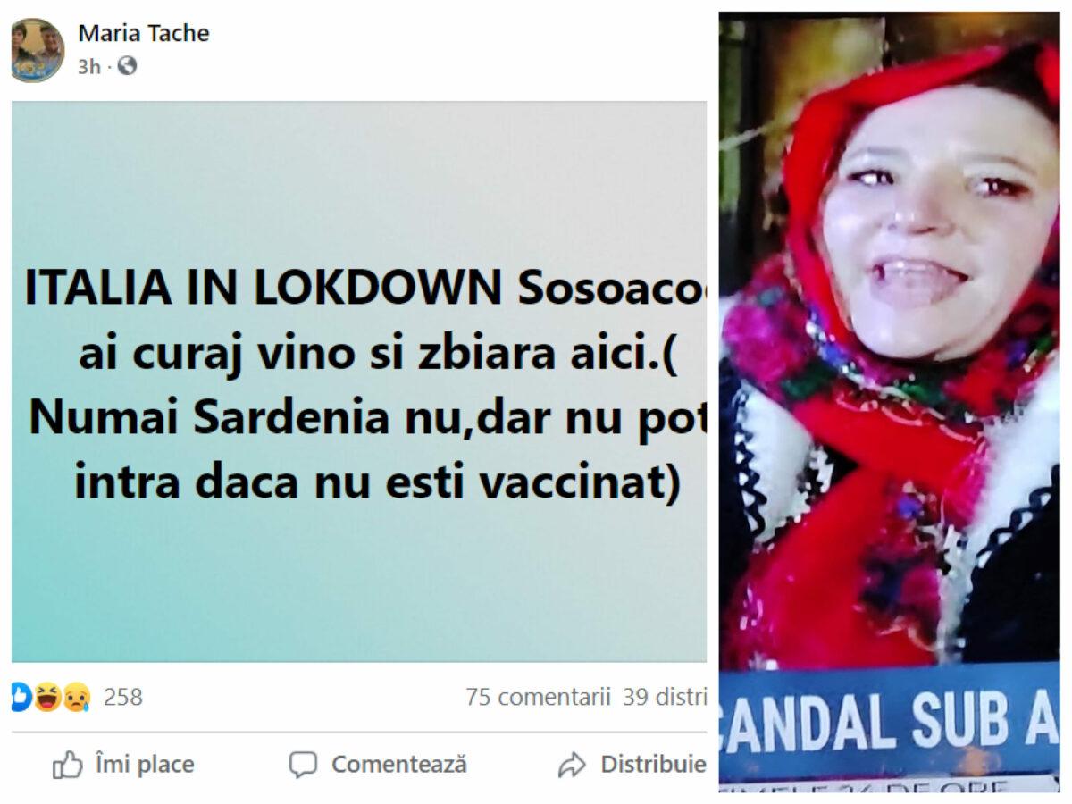 """""""Șoșoacoo, ai curaj, vino în Italia să zbieri împotriva lockdown!"""". Mesaje ironice din """"Cizmă"""" după carantinarea masivă"""