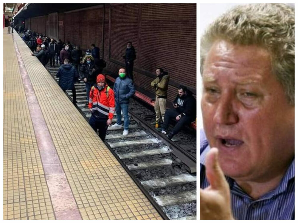 SONDAJ. Cine poartă marea răspundere pentru protestele de la Metrou?
