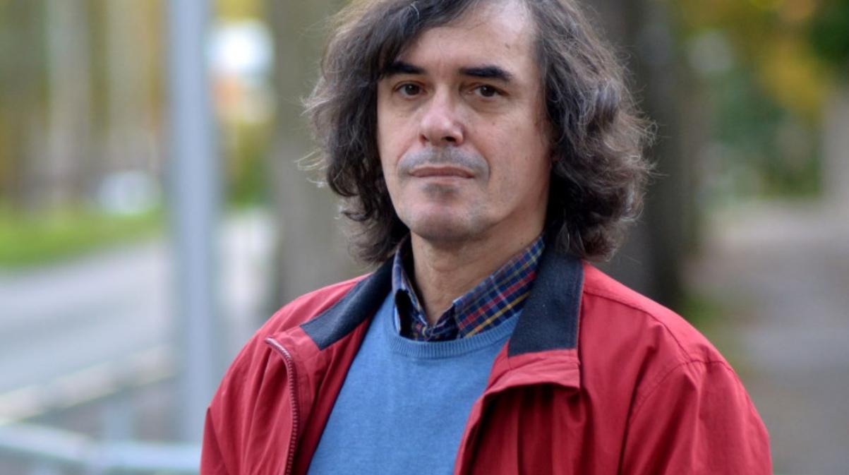 """Mircea Cărtărescu: """"Pentru mine, școala online a fost mai eficientă decît cea fizică"""""""
