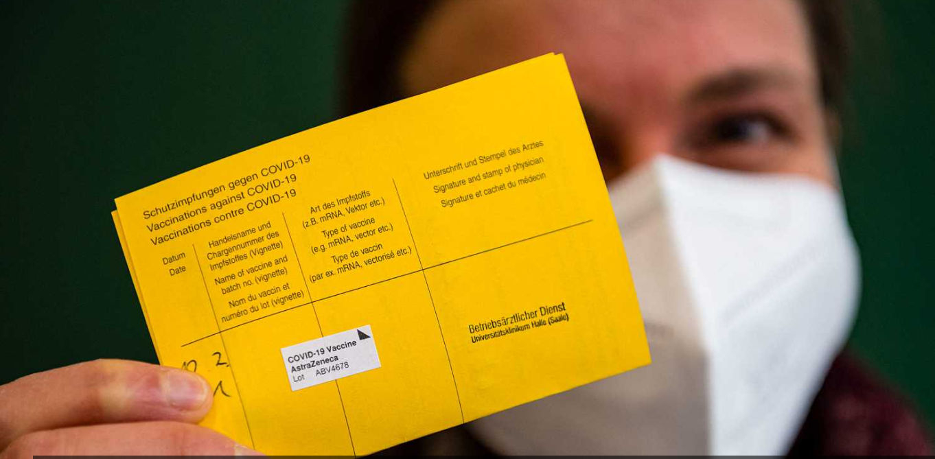 """Ce va conține """"pașaportul verde"""" COVID și cum va arăta noul document de liberă circulație în UE"""