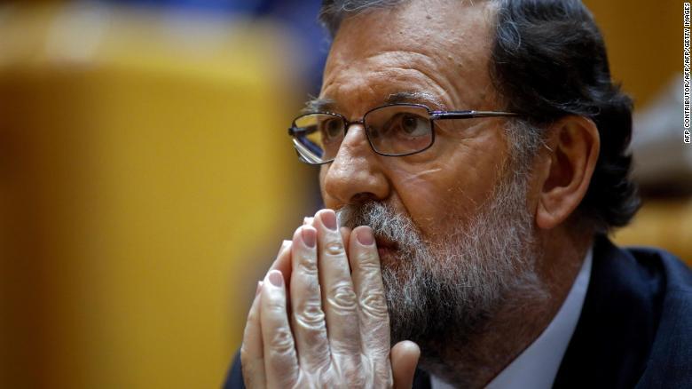 Spania: Mariano Rajoy, fostul premier de dreapta, acuzat că a primit bani negri de la partid