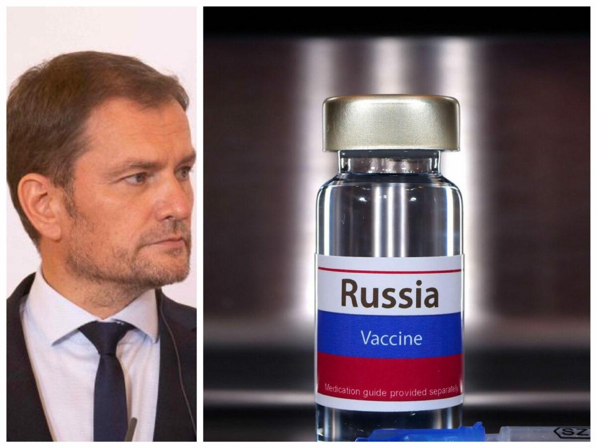 Prima victimă la nivel înalt în UE din cauza vaccinului rusesc: premierul Slovaciei