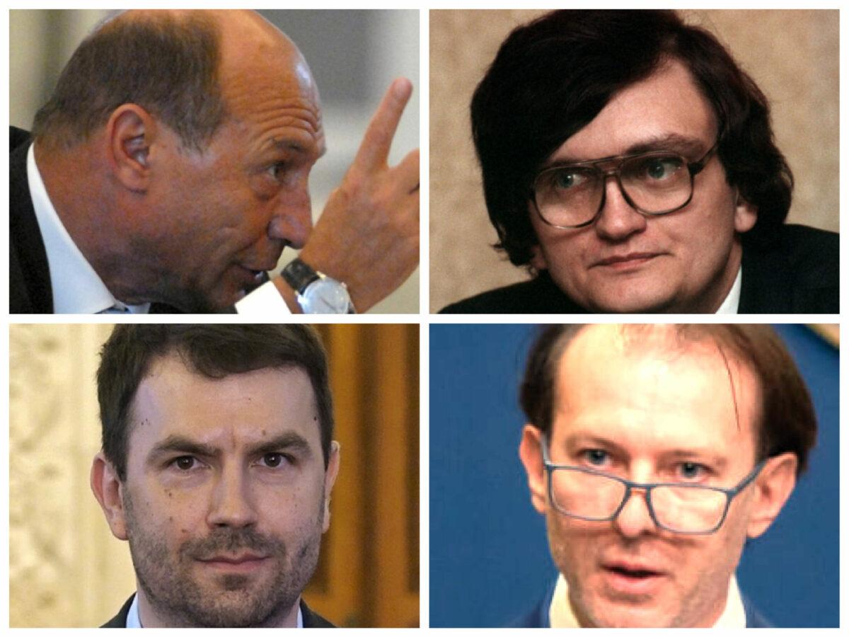 """Criza Băsescu-Ciorbea. De ce se teme Cîțu – """"zombie"""" după ce Drulă l-a jignit în public"""