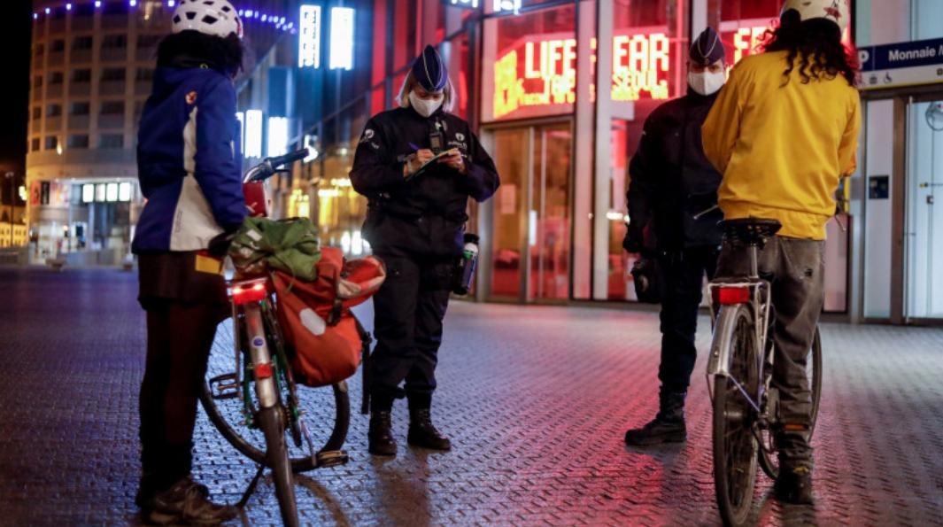 Cum tratează Belgia încercările de proteste: nici mobilizarea pe Facebook nu e permisă! Plus: pe urmele organizatorilor