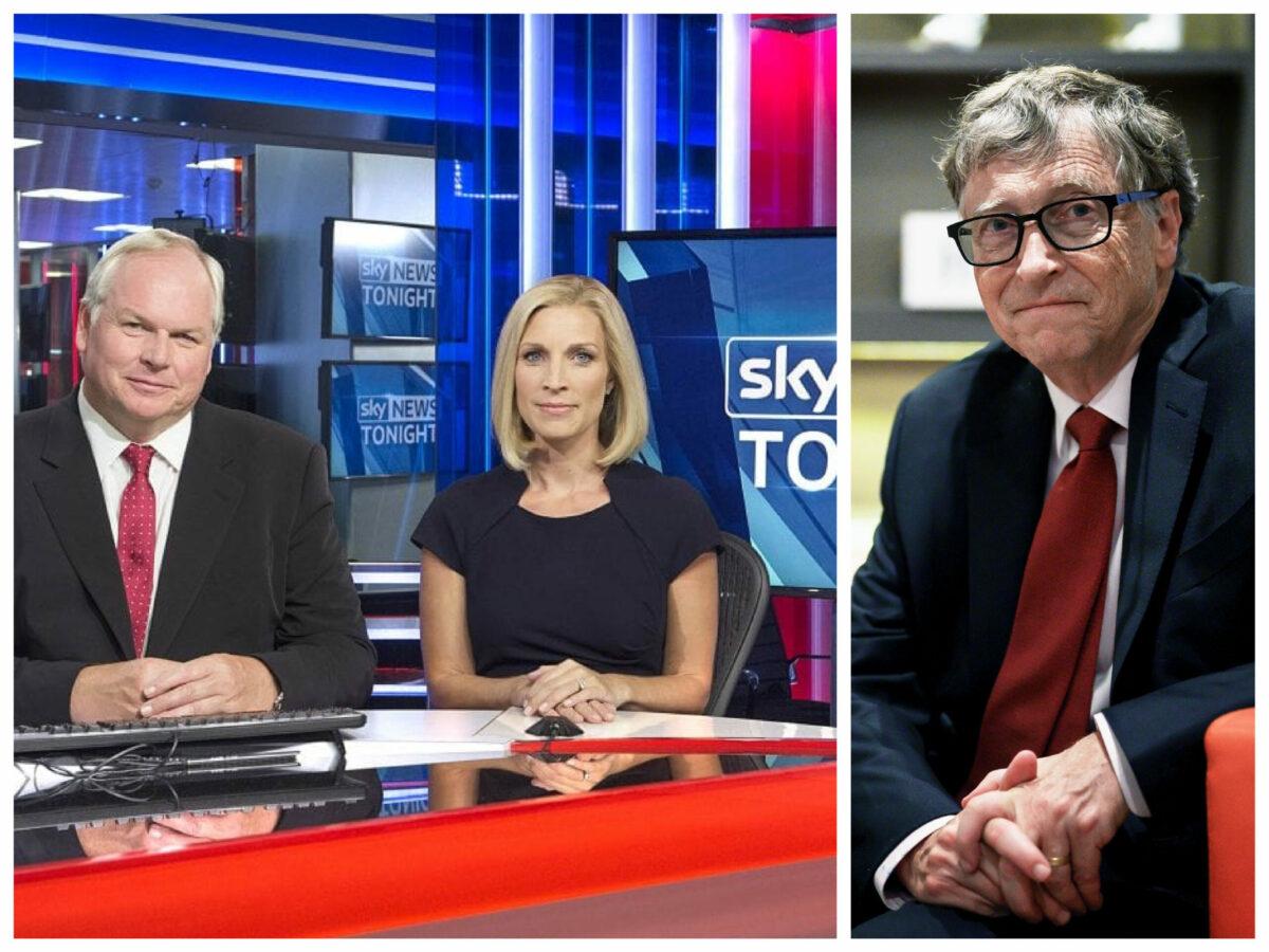 """Bill Gates anunță la Sky News data când va avea loc sfârșitul pandemiei. """"Lumea va reveni complet la normal"""""""