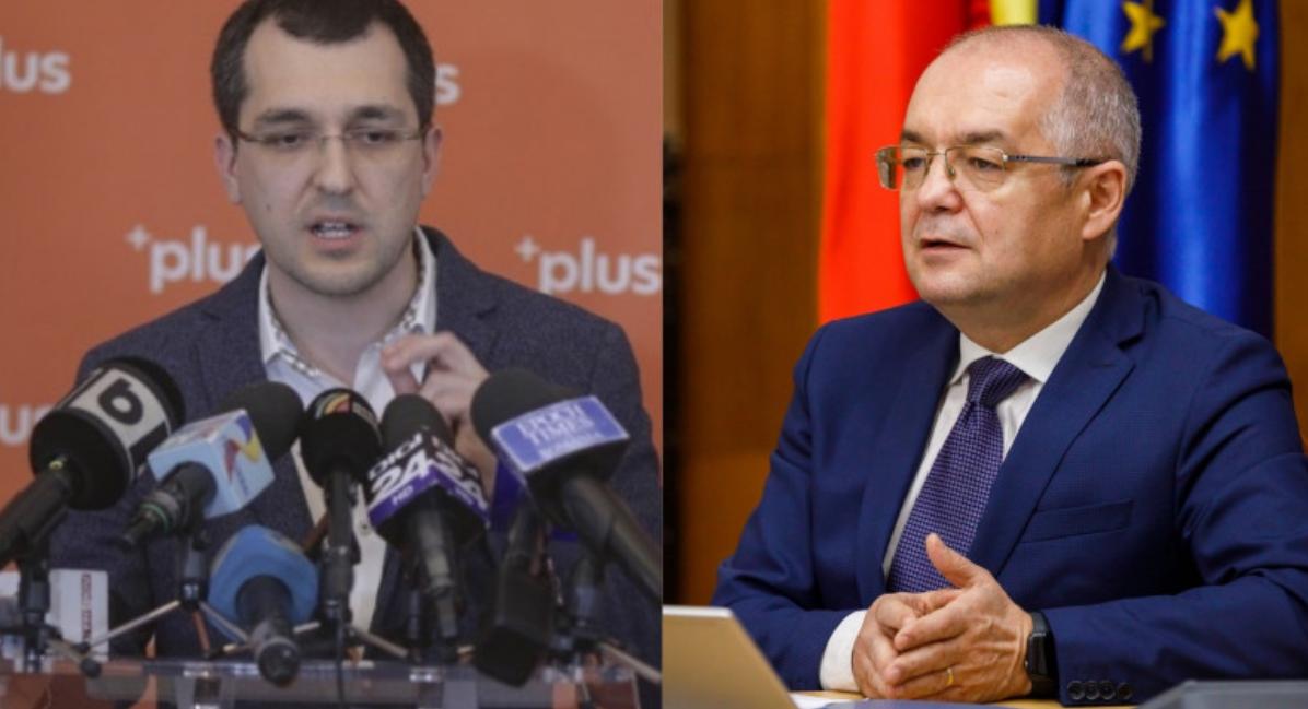"""Emil Boc: """"Cine poate rezolva această criză? Chiar Vlad Voiculescu!"""""""