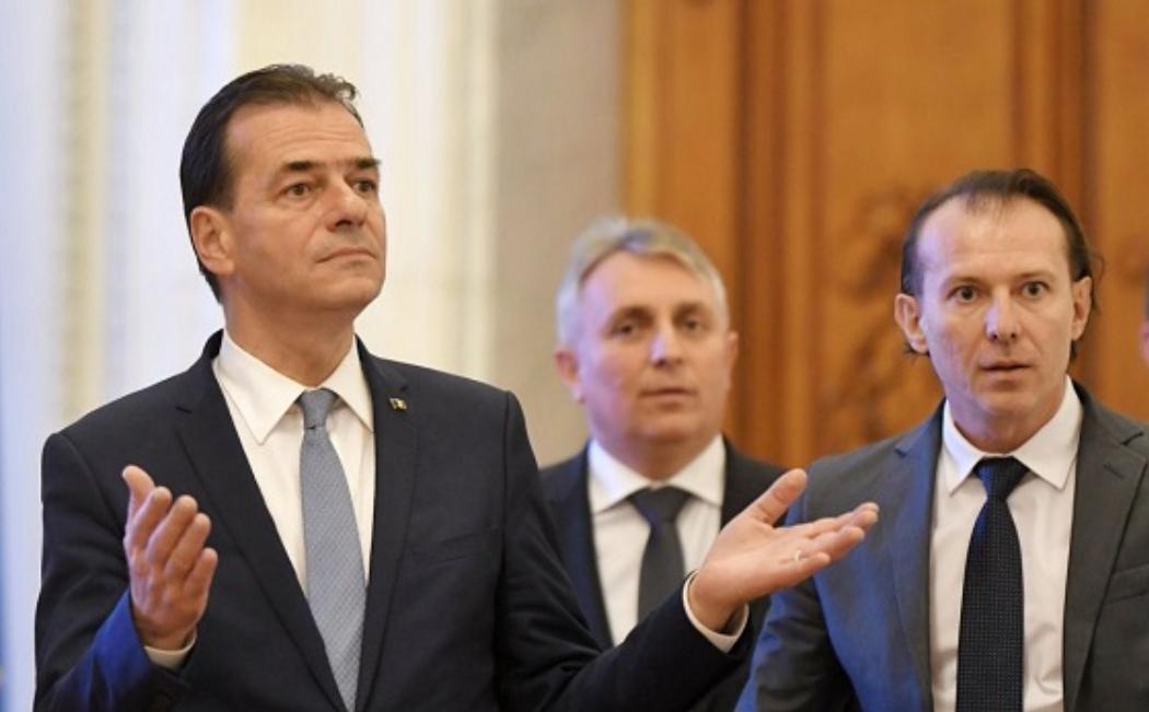 """Cîțu anunță însănătoșirea economiei, Orban nu cade în plasa """"rupturii"""" dintre el și premier"""