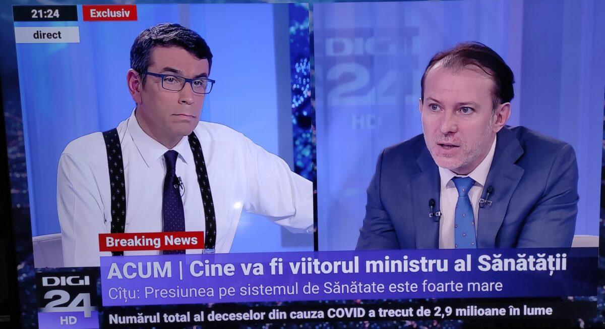 """VIDEO. Ați mai văzut un premier vorbind cu atâta patimă despre aducerea banilor în țară? """"Voi merge după ei să vină în România"""""""