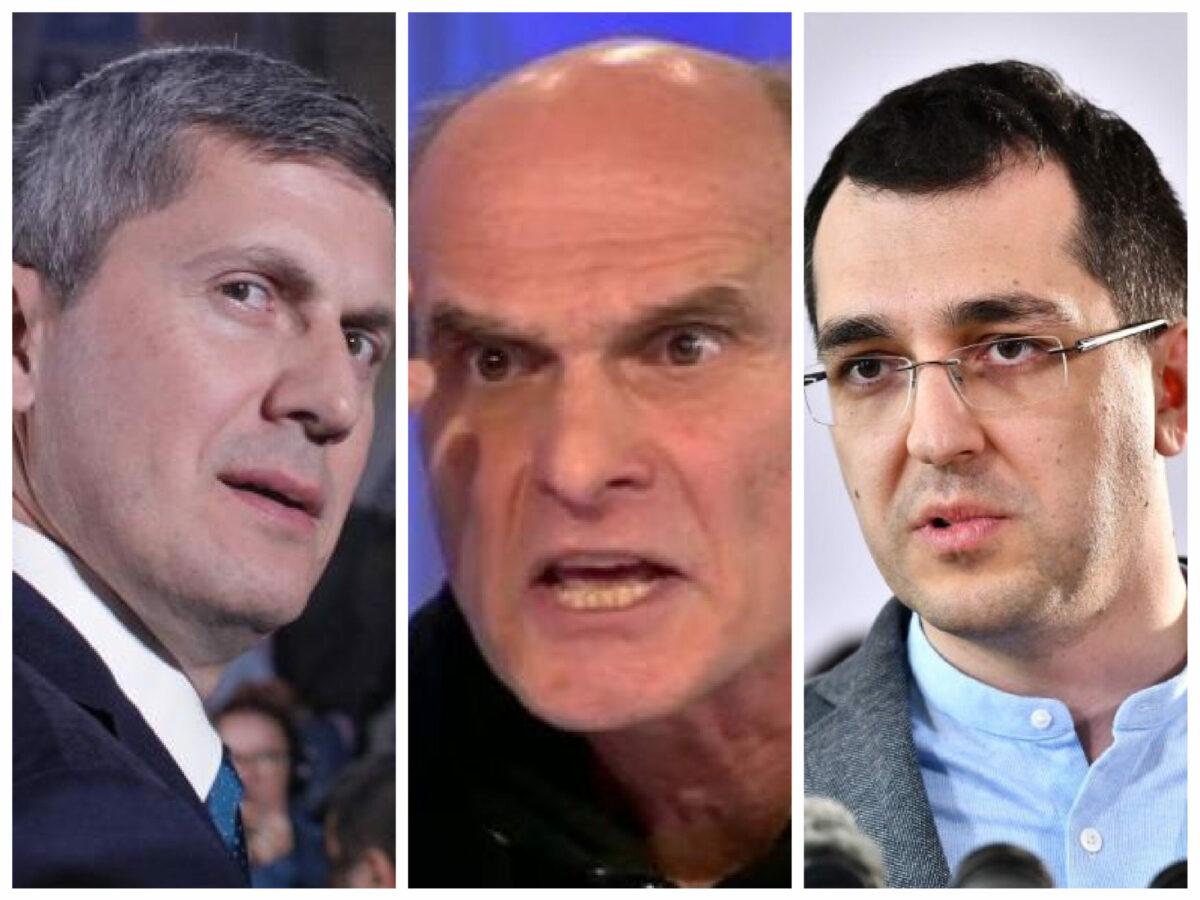 """CTP, dezlănțuit față de Vlad Voiculescu și Dan Barna: """"Incredibil ce fac! Susțin dihăniile conspiraționiste"""""""