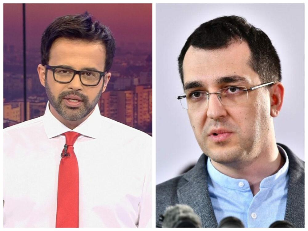 """Gâdea, zdrobit în propria casă. Vlad Voiculescu: """"Mulțumesc, Antena 3!"""". Ministrul Sănătății, votat masiv în sondajul postului TV"""