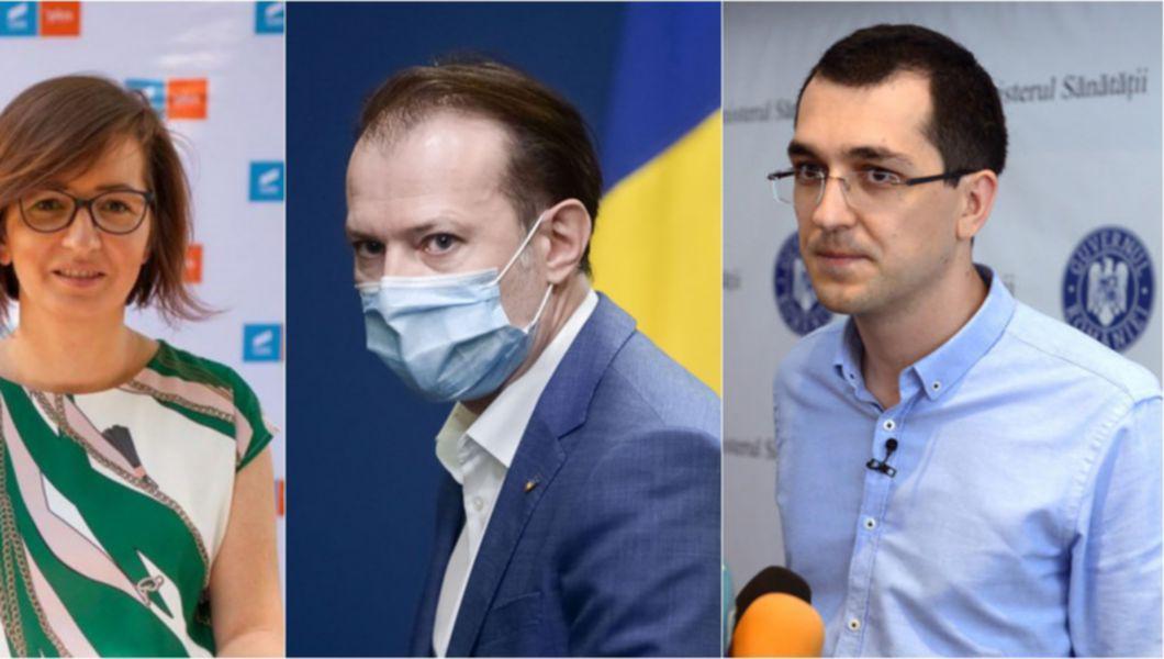 """""""L-am întrebat pe Vlad Voiculescu dacă crede că voi supraviețui"""". Ioana Mihăilă nu exclude că va lucra cu fostul ministru"""
