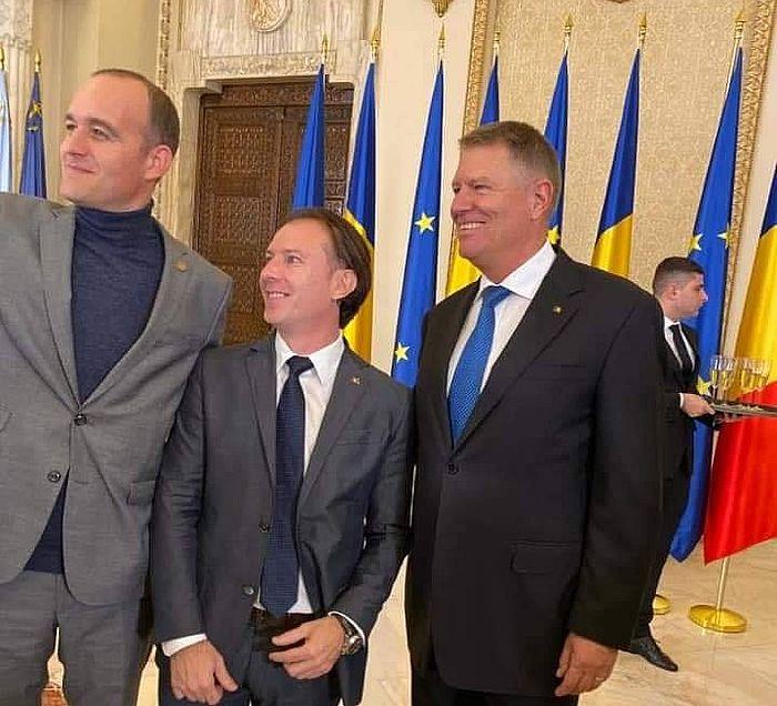 Cîțu? Orban? Klaus Iohannis este viitorul președinte al PNL