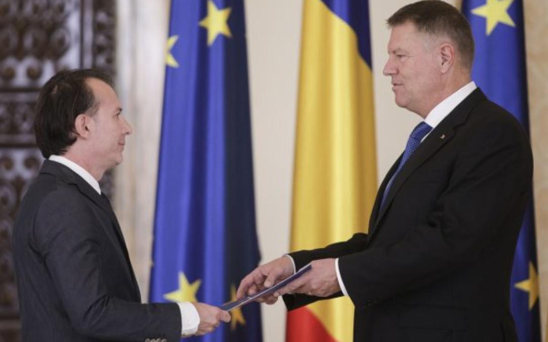 """""""Dacă îl susțin pe Florin Cîțu ca președinte PNL? Îl susțin pe premierul desemnat de coaliție"""""""