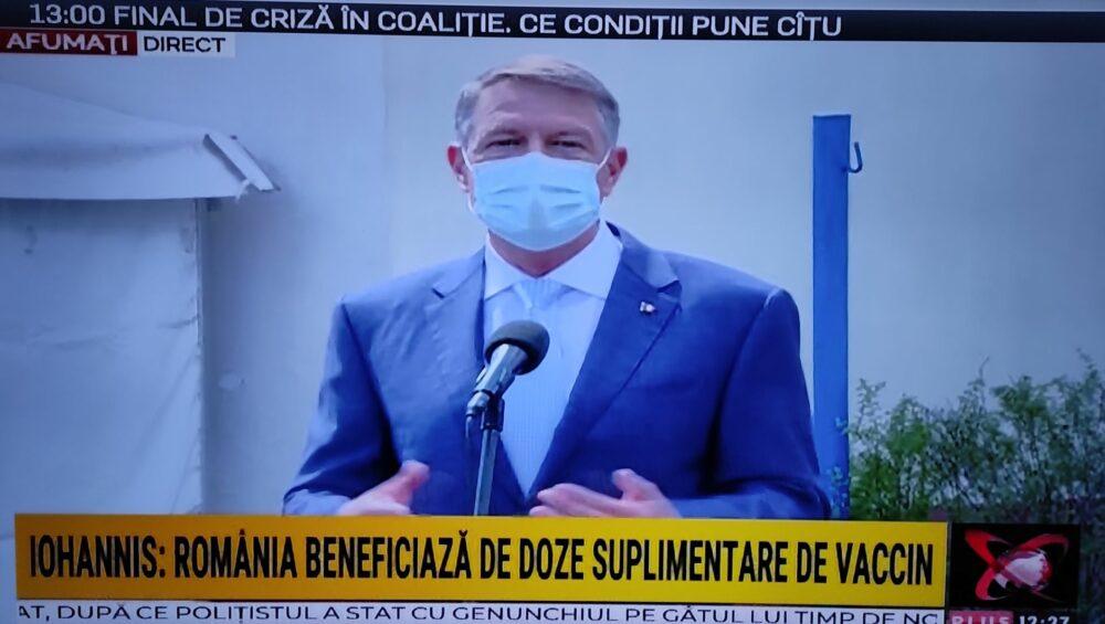 Iohannis dă verdictul în războiul dintre USRPLUS și PNL. A fost corectă demiterea lui Vlad Voiculescu?