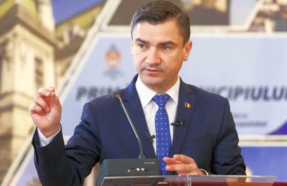Primarul Iașiului, audiat până la 4.00 dimineața la DIICOT. Chirica este inculpat într-o afacere cu terenuri