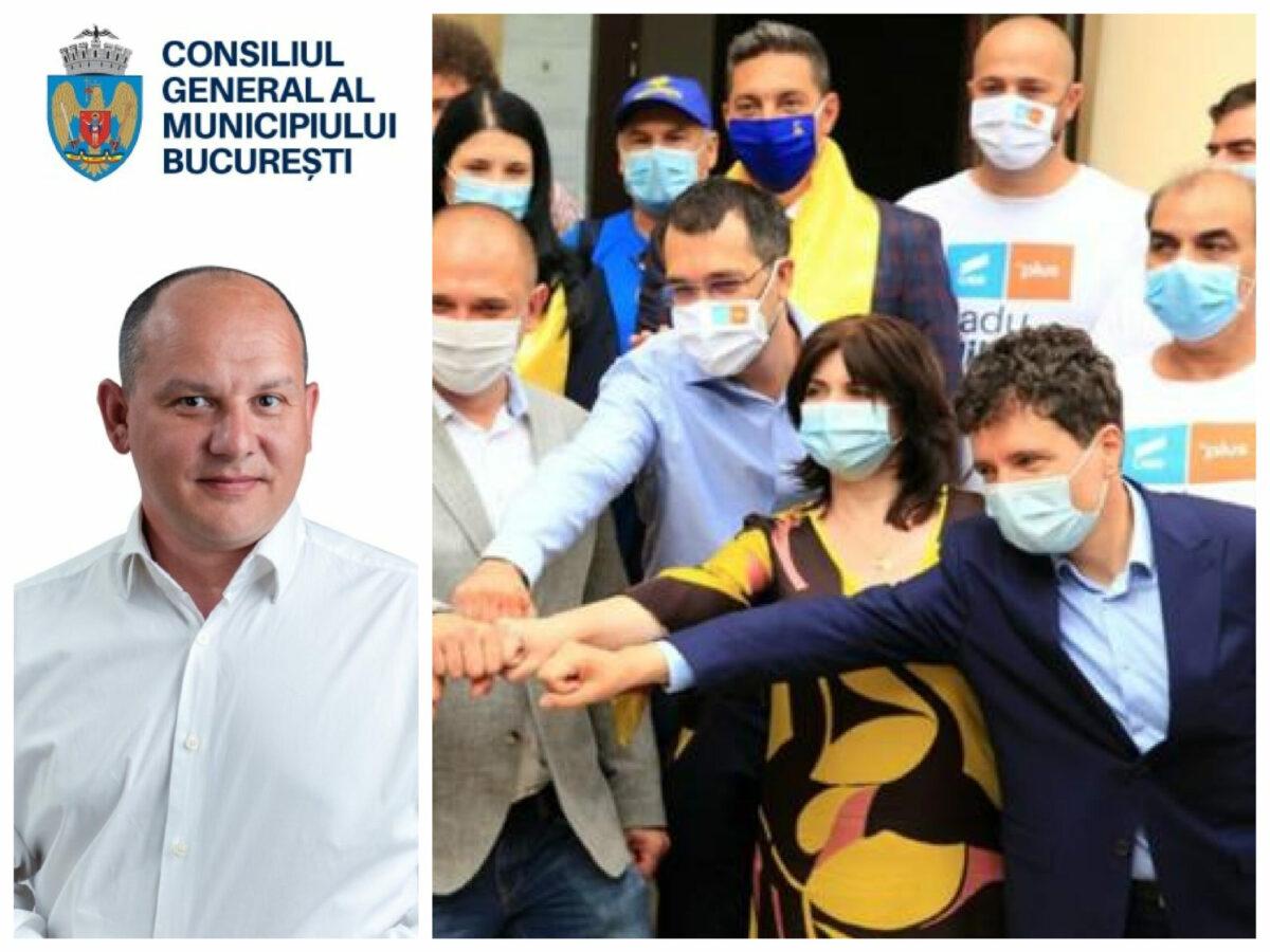 EXCLUSIV. Viceprimarul USRPLUS Tomescu a cerut să bage Capitala în faliment! Nicușor Dan tace. Este Bucureștiul în incapacitate de plată?