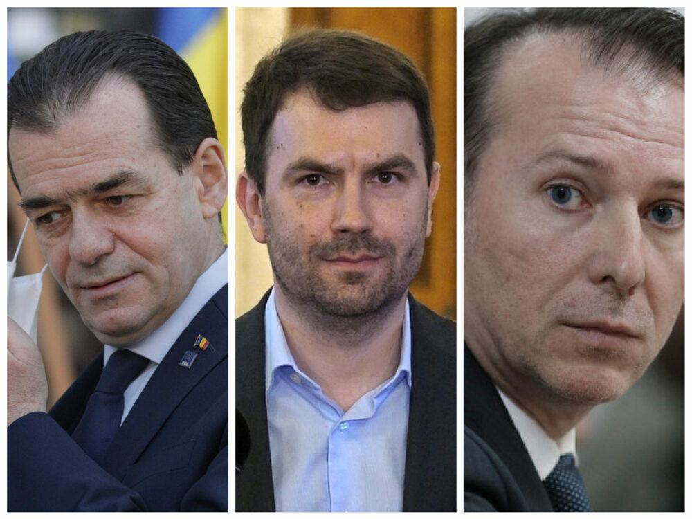 """Întorsătură de situație pe axa Cîțu-Drulă-Orban. Decizia premierului după ce ministrul Transporturilor l-a făcut """"zombie"""""""