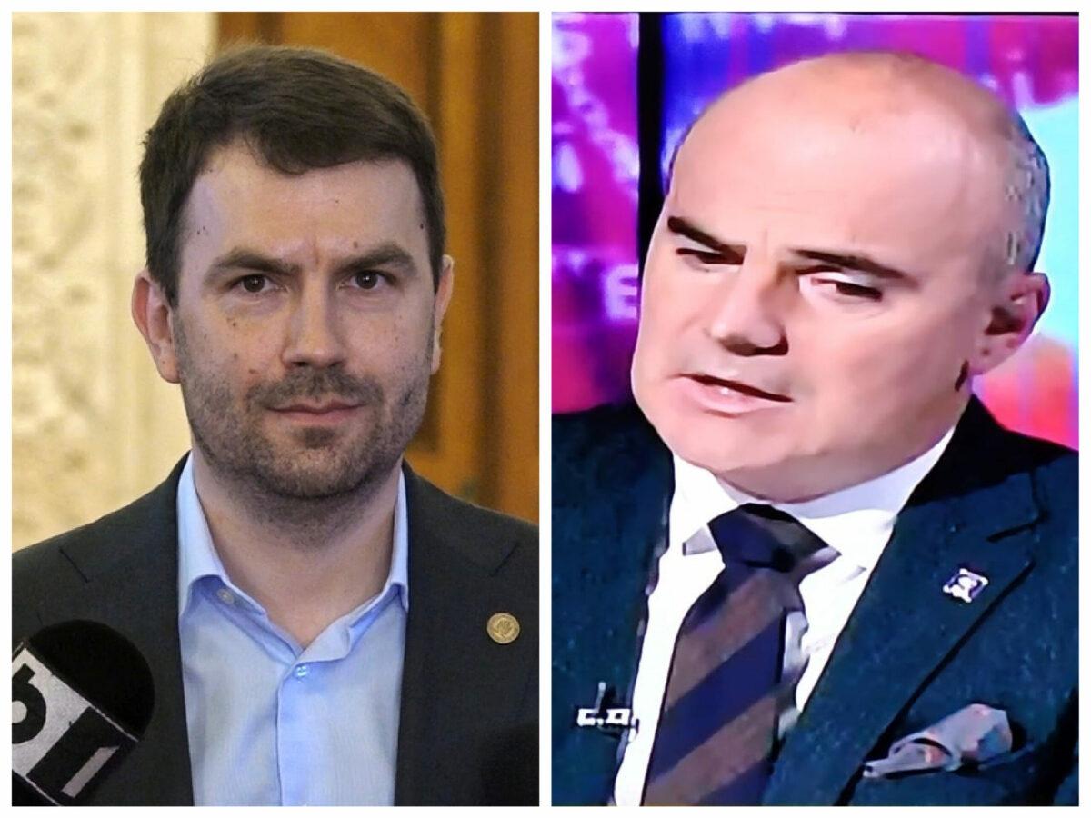 """Rareș Bogdan îl """"ia la rangă"""" pe ministrul Drulă după ce acesta l-a făcut """"zombie"""" pe Cîțu"""