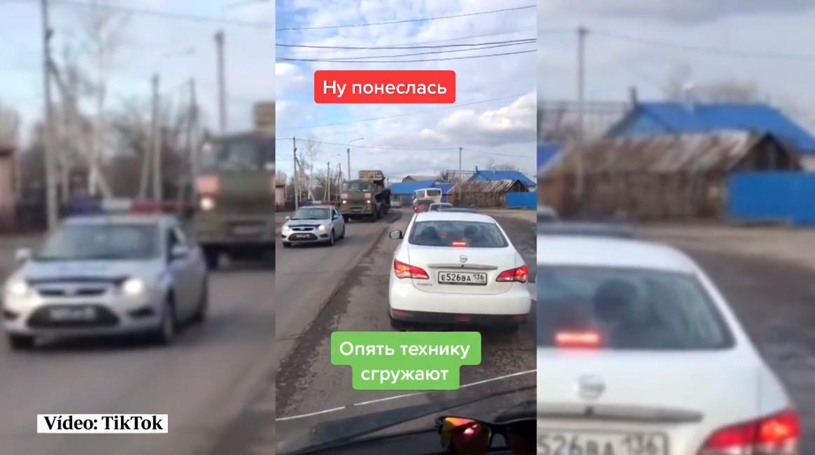 Asaltul lui Putin din estul Ucrainei, demascat cu ajutorul Tik Tok, Telegram și Google Streetview